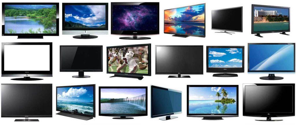 انواع مانیتور (LED – LCD – CRT)