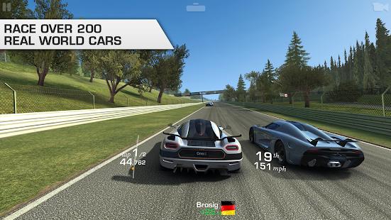 6- ریل ریسینگ 3 | Real Racing 3 | بهترین بازی های ماشین سواری اندروید
