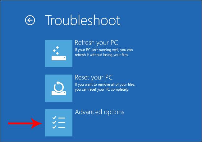 تعمیر بوت ویندوز با روش Repair کردن در ویندوز 7 و 8 و 10