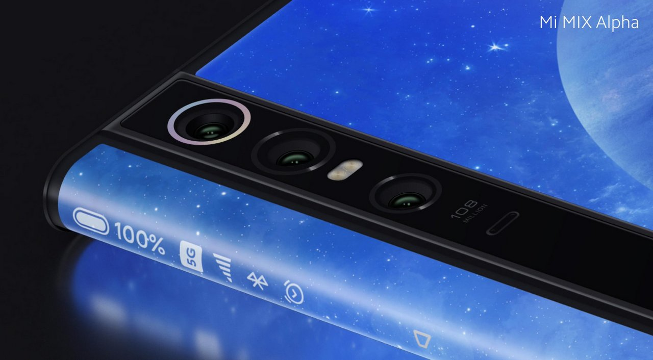 بررسی اولیه Mi Mix Alpha Xiaomi : رویاها به واقعیت نزدیک می شوند.