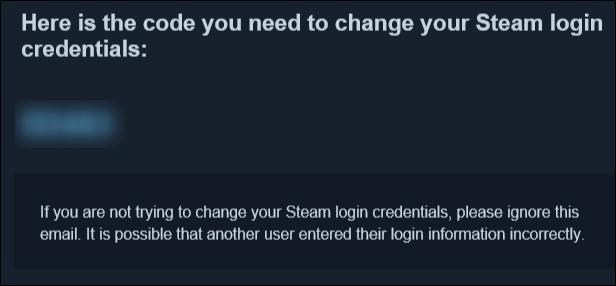 بازیابی پسورد و ریکاوری اکانت استیم (steam)