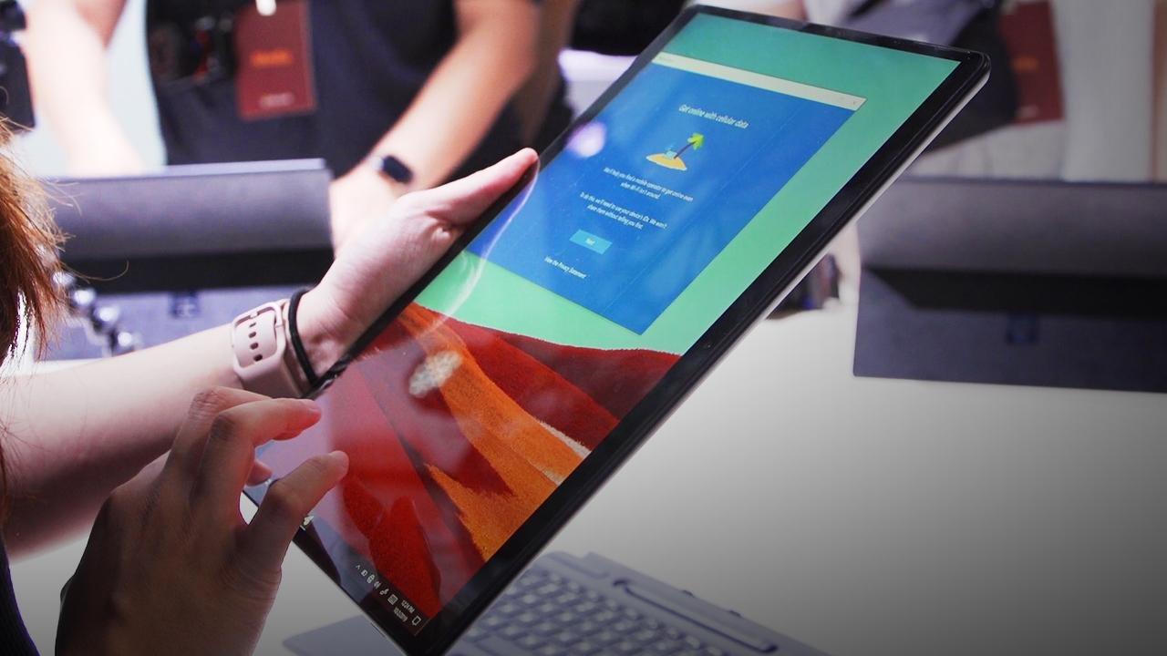 رونمایی از Surface Pro X ، اولین تبلت سرفیس ویندوز 10 با تراشه ARM