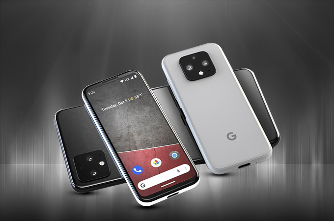 رونمایی از Pixel 4 و XL Pixel 4 | پرچم داران جدید گوگل