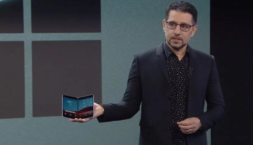 Surface Duo معرفی شد ، بررسی اولیه Surface Due : مایکروسافت همه را با یک موبایل صفحه دوگانه اندرویدی غافلگیر کرد!