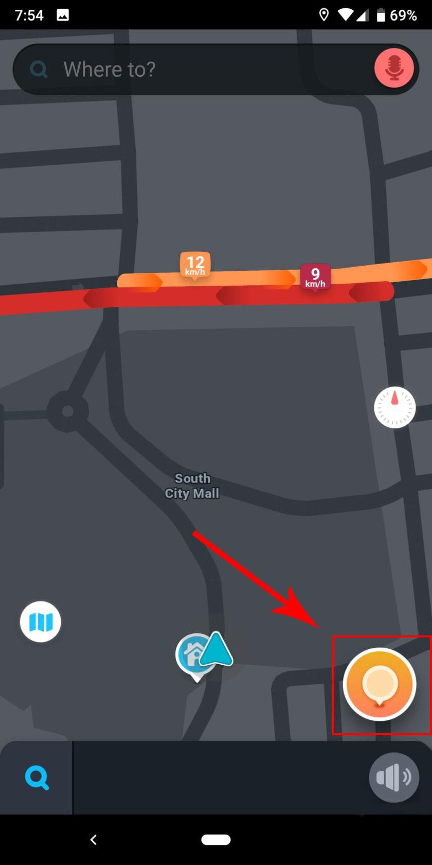 روش ثبت مکان نقشه ویز ، آموزش ثبت آدرس در برنامه Waze