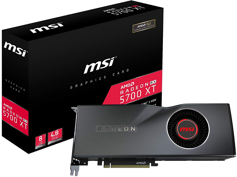 گرافیک هایی سری جدید 5000 شرکت AMD