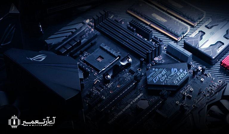 زمان عرضه مادربردهای AMD B550 مشخص شد، مادربرد ارزان با قابلیت PCIe 4.0